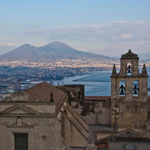 Naples escorted tours