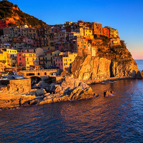 Tour To Manarola And Wine Tasting From Florence