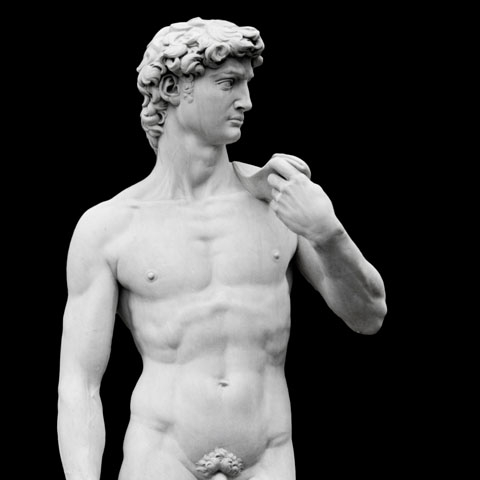 David by Michelangelo Accademia Gallery