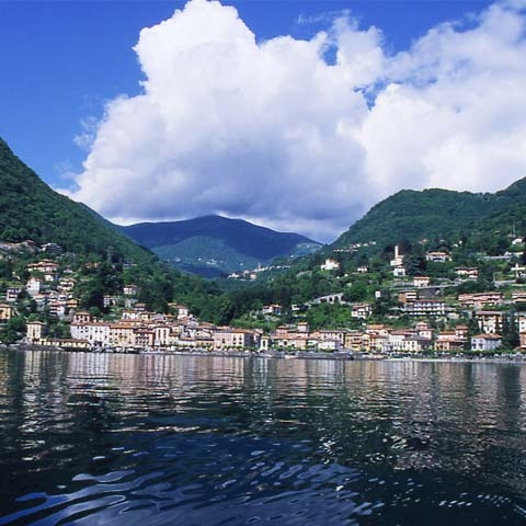 Shores of Lake Como