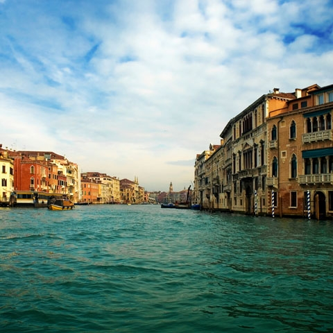 Palaces of the Canal Grande
