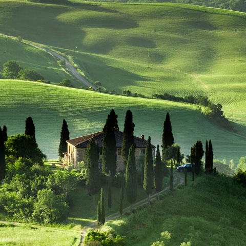 Tuscan Countryside Villa