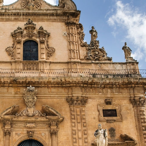 St. Peter Church Modica