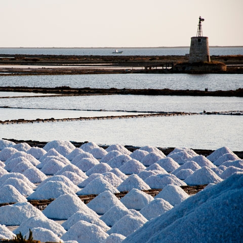 Salt Pools Trapani