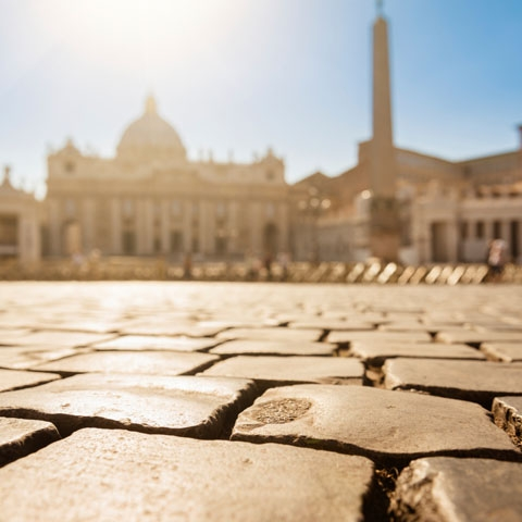 St. Peter's Square Vatican City