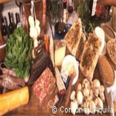 Abruzzo Italy typical food