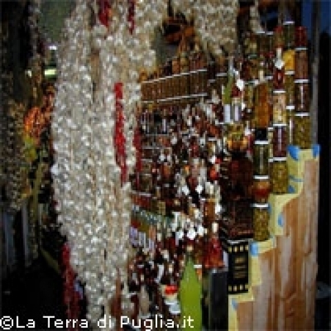 Apulia Italy typical products