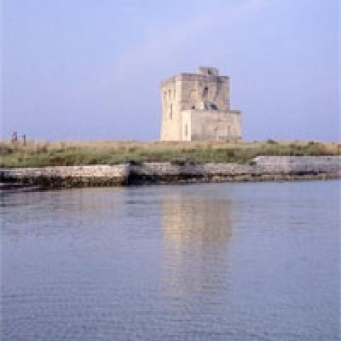 Torre Guaceto beach Brindisi Italy