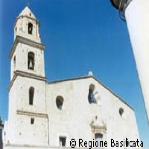 Basilicata Italy Matera church