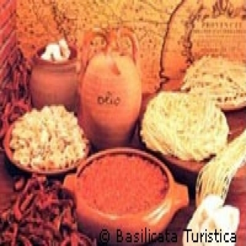 Basilicata Italy typical products