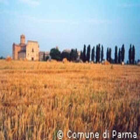 Parma Countryside Italy