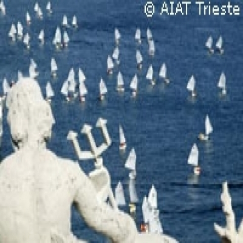 Barcolana race Trieste Italy
