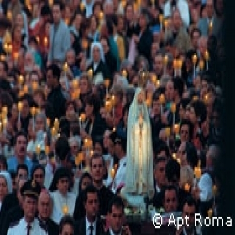 Good Friday Religious procession Lazio Italy