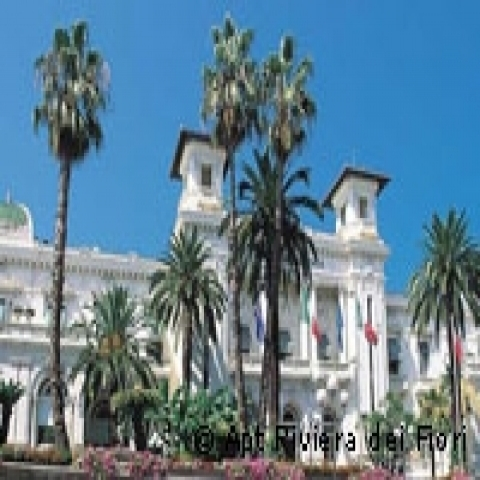Casino of Sanremo Liguria Italy