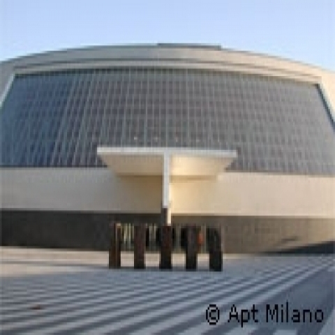 The Theatre of Arcimboldi Milan Italy
