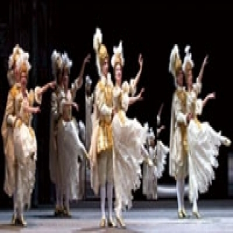 Ballet at La Scala Milan Italy