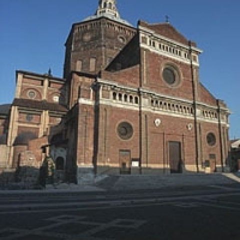 The Cathedral Pavia Italy