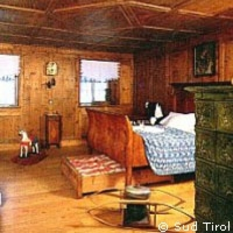 A typical accommodation in Trentino Alto Adige Italy
