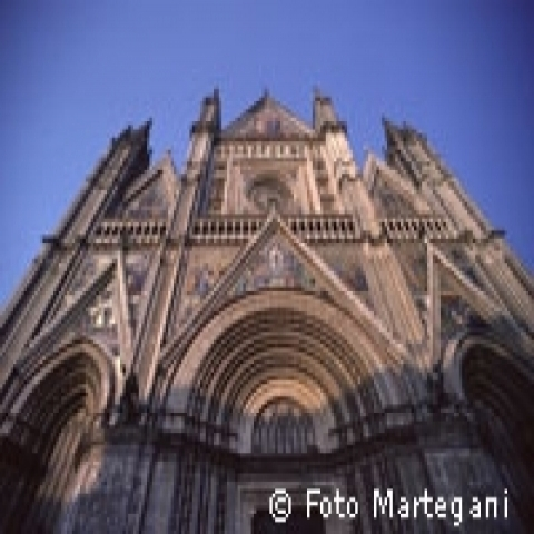 Orvieto Cathedral Umbria Italy
