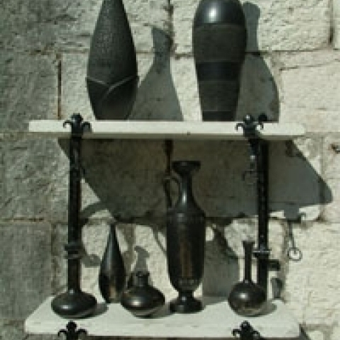 Arts and Crafts in Gubbio Umbria Italy