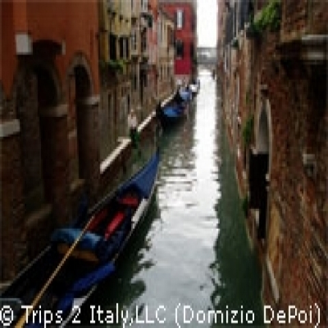 One of Venice's many canals Italy