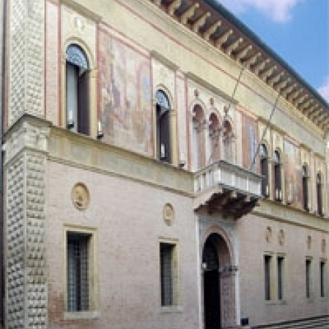 Thiene Palace in Vicenza Italy