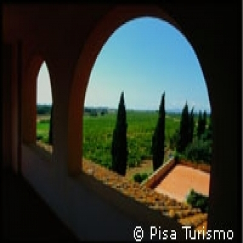 A glimpse of Volterra Italy