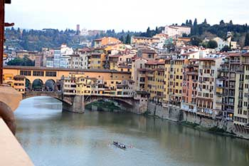 Florence Geography & Climate | Arno River