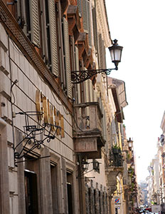 Rome Things To Do | Shopping around the City