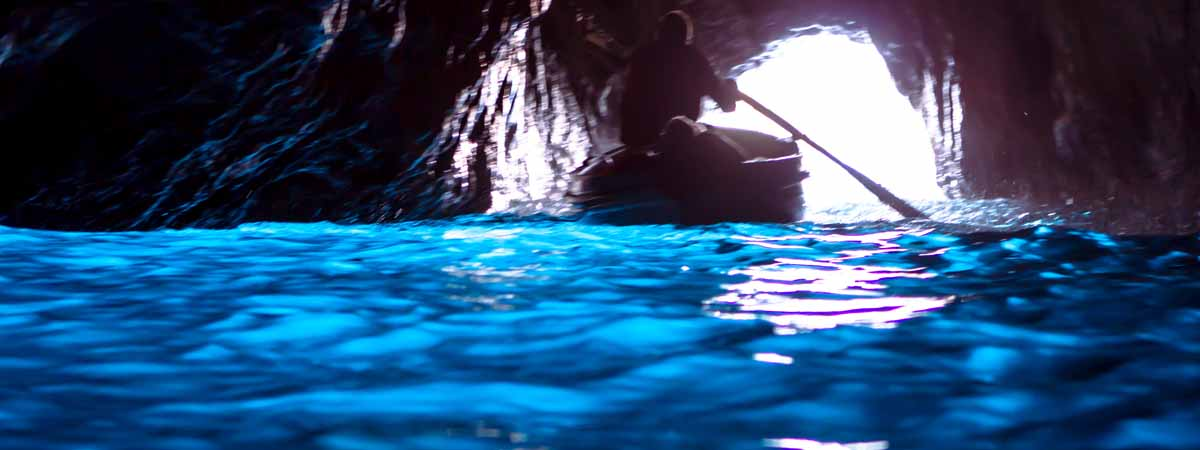 Capri Blue Grotto Water Colors