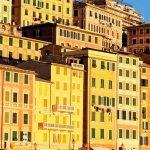 Liguria Cinque Terre Camogli Sunset View
