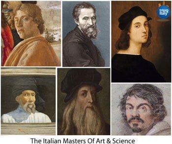 Italian Masters of Science & The Arts
