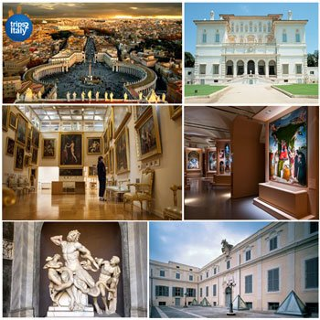 Museums In Rome Italy