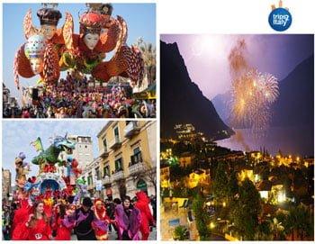 Carnival In Italy - Winter Festivals