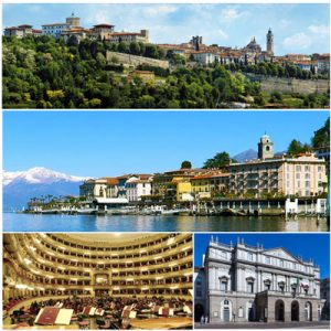 Lombardo Italy Sites To See!
