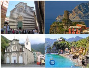 Cultural & Architectural Sites In Liguria