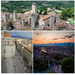 Tuscany Historical Sites