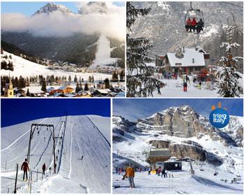 Ski Sicily Italy