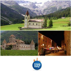 Trentino Alto Eldige Sightseeing Tours