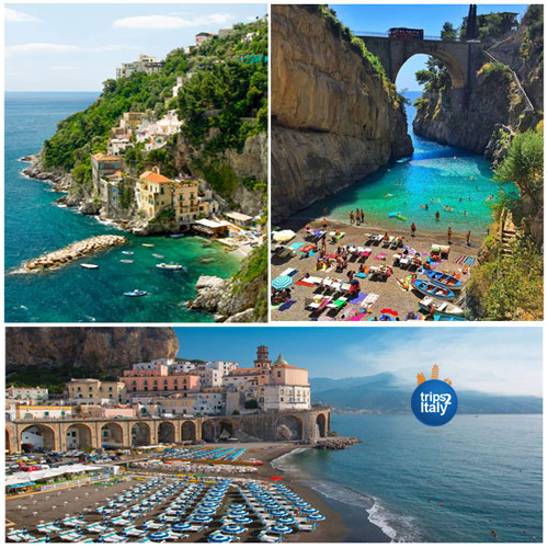 Vacation In Italy On The Amalfi Coast