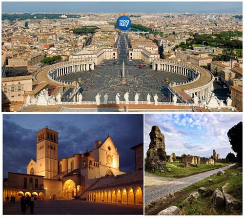 Religous Tours Of Italy