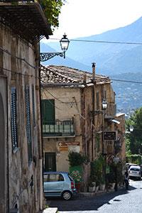Street In Sicily