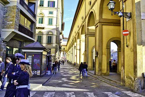 Tuscany Florence Street View