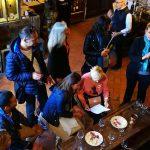 Tuscany Montalcino Wine Testing Trips2Italy Clientele