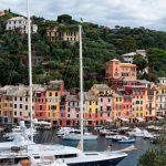 Liguria_Portofino_Port_View