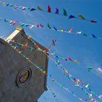 Sardinia Cagliari Church View
