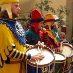Tuscany_Arezzo_Medieval_Drummers_Costumes_Festival