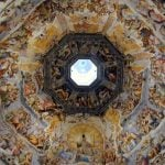 Tuscany_Florence_Santa_Maria_Del_Fiore_Cathedral_Duomo_Cupola_Interior_detail