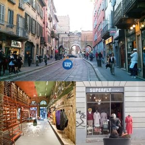 Boutique Shopping In Milan Italy