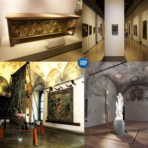 Museums In Milan's Sforza Castle